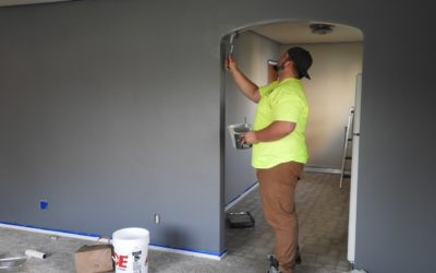 25 East's Apartment Renovations and Fitness Center Improvements