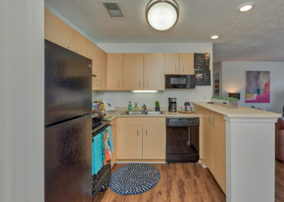 Model Kitchen B
